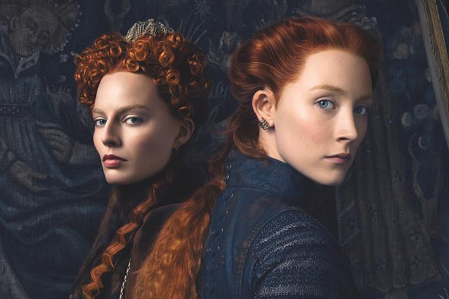ふたりの女王 メアリーとエリザベス