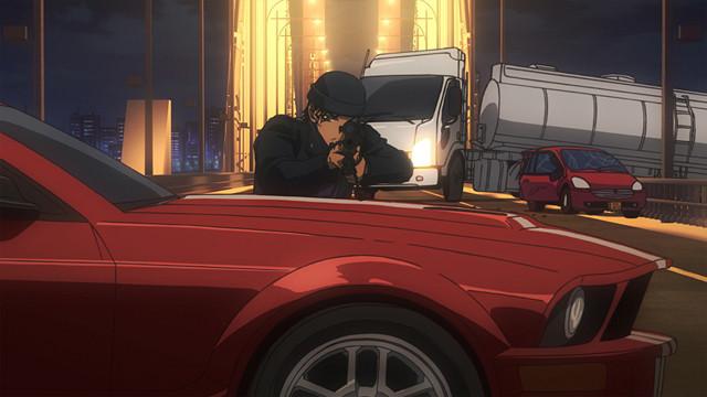 名探偵コナン 純黒の悪夢