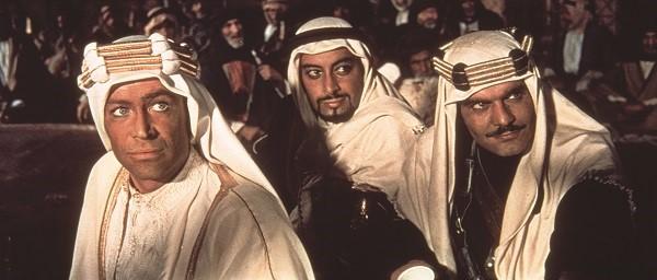 アラビアのロレンス4