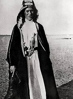 ロレンス あらすじ の アラビア