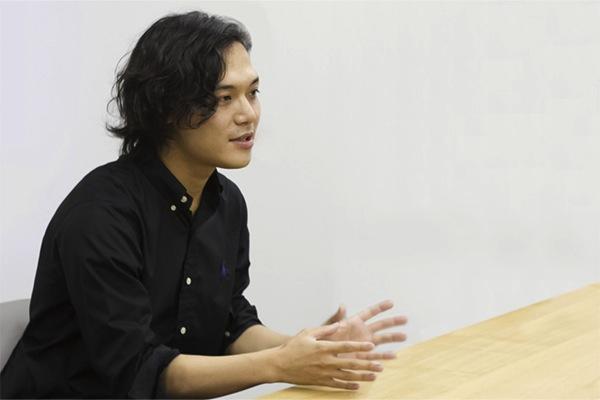 「Filmarks賞」受賞監督横山さん