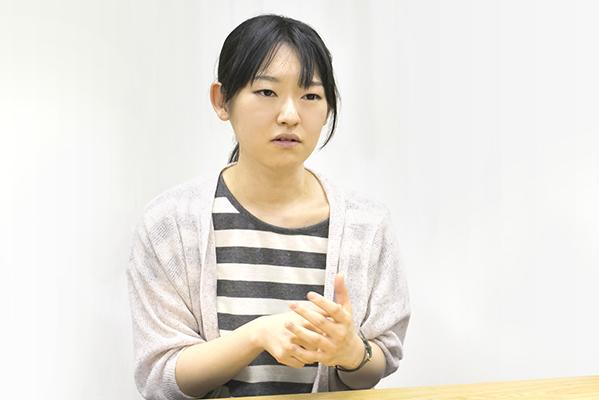 インタビュー木畠さん