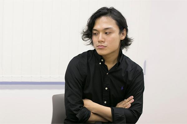 インタビュー横山さん