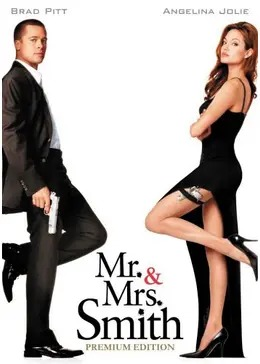 Mr.&Mrsスミス
