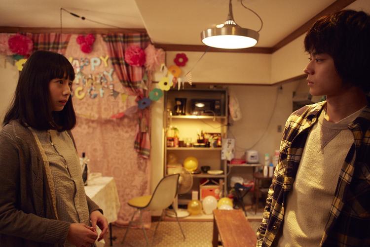 『ピンクとグレー』場面写真_菅田将暉・夏帆