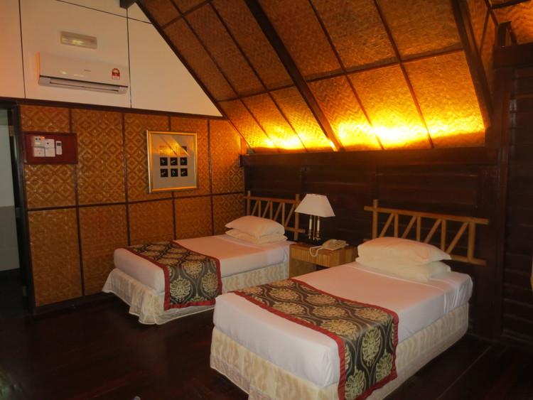 タマンネガラリゾートホテル