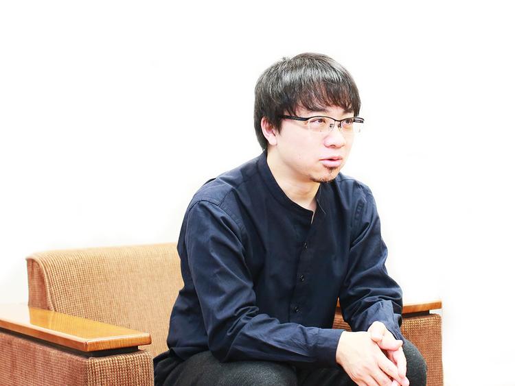 新海誠監督取材2