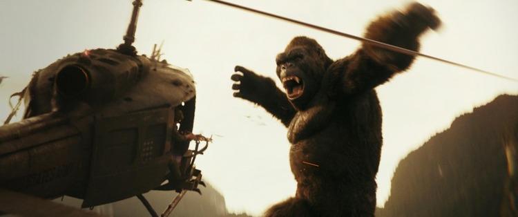 キングコング:髑髏島の巨神1