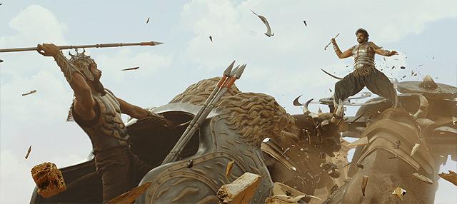 バーフバリ 王の凱旋 ≪完全版【オリジナル・テルグ語版】≫(2017年製作の映画)