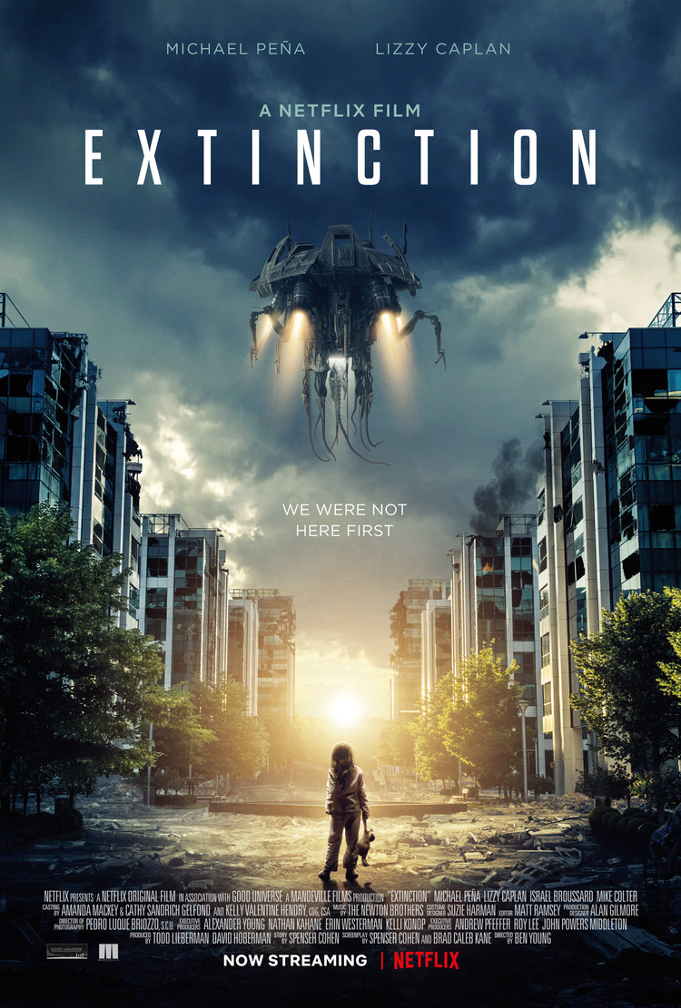 エクスティンクション 地球奪還
