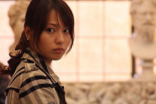 映画の戸田恵梨香さん
