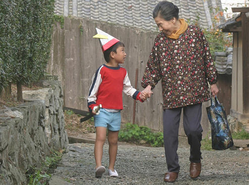 (C)2008「ぼくのおばあちゃん」製作委員会