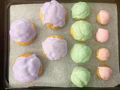 メンドルケーキ