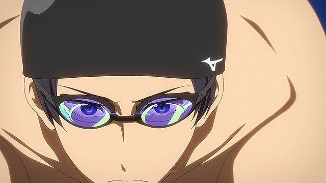 (C)おおじこうじ・京都アニメーション/岩鳶町後援会2019