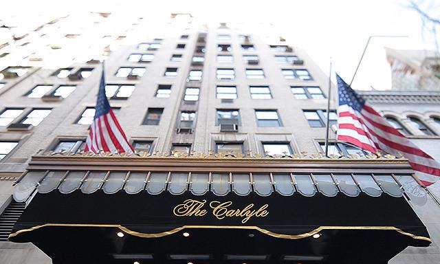 カーライル ニューヨークが恋したホテル