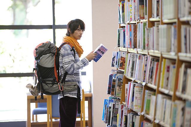 天使のいる図書館