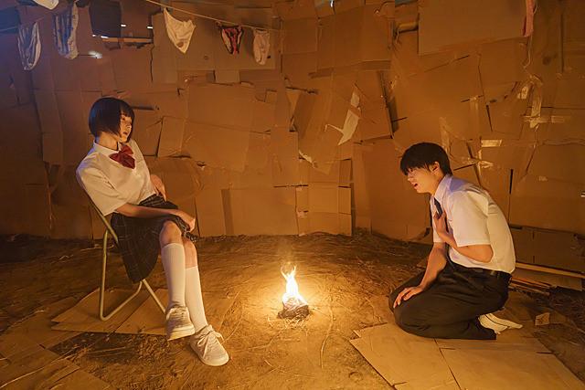 (C)押見修造/講談社 (C)2019映画「惡の華」製作委員会