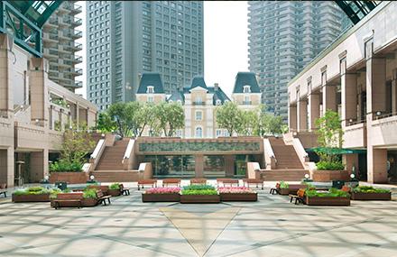 恵比寿センター広場