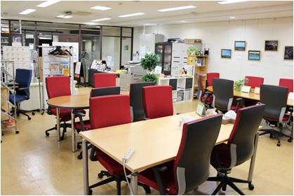 ミタカフェ小オフィス